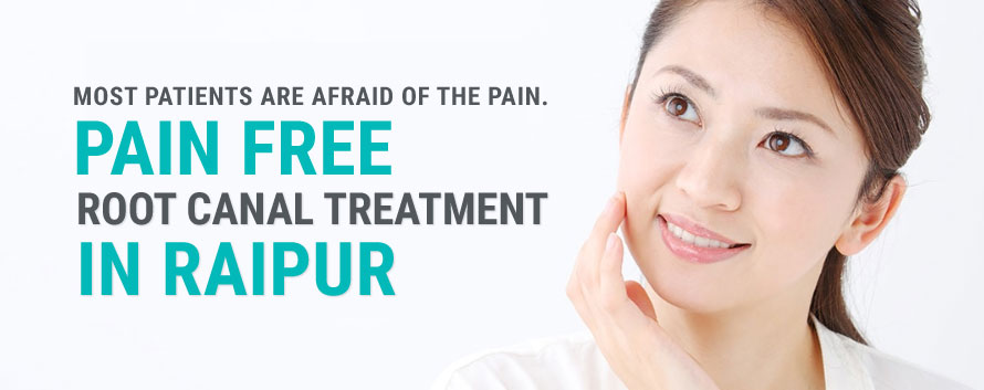 root canal treatment in raipur